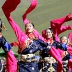 Характер тибетских праздников