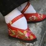 Китайские традиции: лотосные ножки